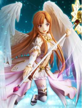 刀剑神域 亚丝娜 治愈天使